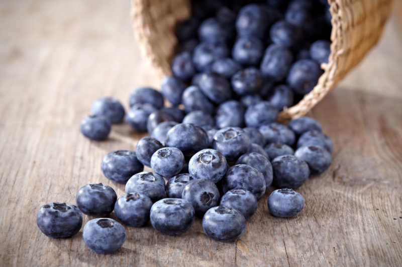 blueberries 800x533 - How Blueberries Can Protect & Strengthen Your Teeth